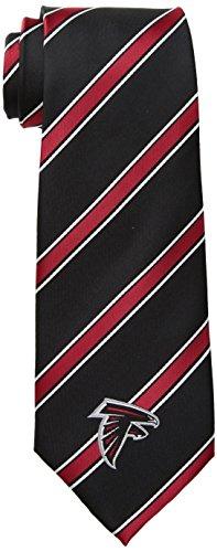 NFL Atlanta Falcons Men's Woven Polyester Necktie, One Size, Multicolor