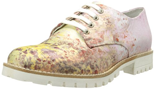 (Bronx Women's Neon Trees Oxford,Pink,38 EU/8 M US)