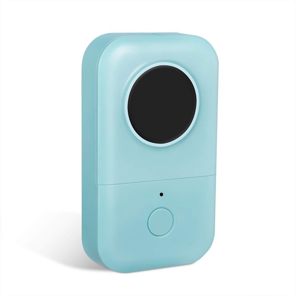 Phomemo D30 Impresora de etiquetas portatil Bluetooth impresora etiquetas autoadhesivas t/érmicas Maquina de etiquetas,Compatible con Android e ios,Para escuela,hogar,tienda,precio,nombre,fecha,Blanco