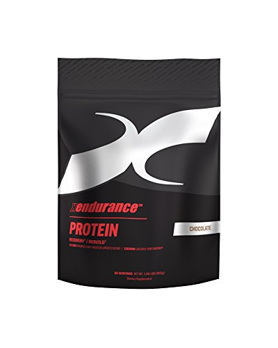 Xendurance Protein Recovery Powder | Whey Hydrolysate, Whey Isolate, Casein, Caseinate | 30 Servings | Chocolate