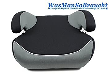 Autositzerhöhung Sitzerhöhung Kindersitz Gruppe II III 15-36kg mit Gurt-Fixierer