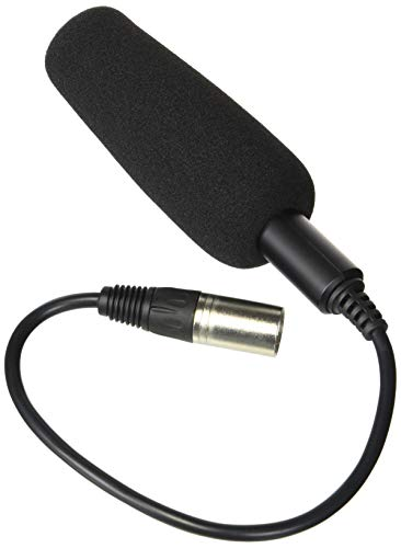 - JVC QAN0067-003 Microphone for ProHD/4KCAM Camcorders