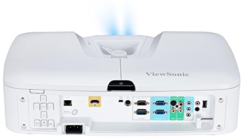41n459jS1OL - ViewSonic PG800HD 5000 Lumens 1080p HDMI Networkable Projector with Lens Shift