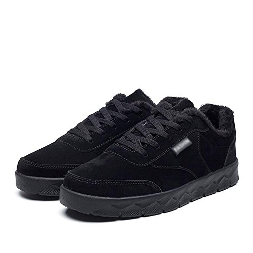 Quality Color High Non Materials and Colors Size Shoes 3 5 Sports Keep Shoes Slip 41 Leisure Winter CN42 EU Warm Black Men's Feifei 8 UK7 Plate qEpctFwT