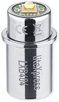 LiteXpress LXB404 Module à LED 360 lm pour lampe de poche Maglite à 4-6...