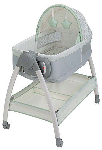 Image of the Graco Dream Suite Bassinet, Mason