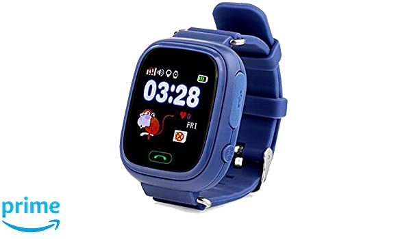Leotec Reloj Inteligente LESWKIDS02MAMZ: Amazon.es: Relojes