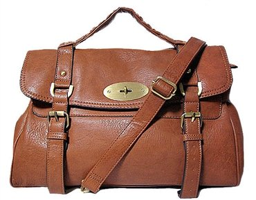 A-SHU Brown Tan Satchel Handbag 05cc143b78433