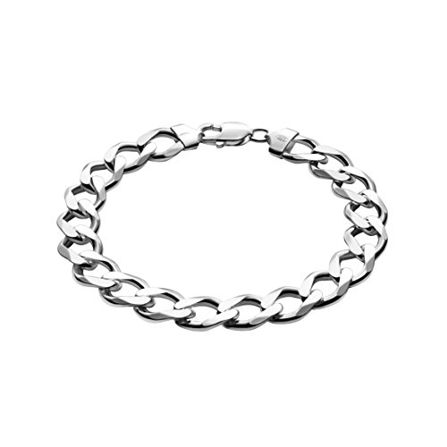 including gift box the perfect gift for husband or boyfriend STERLL Necklace for men made of solid 925 silver