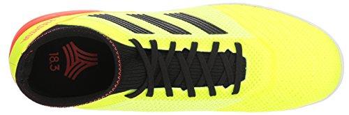 Pictures of adidas Originals Men's Predator Tango 18. DB2134 Solar Yellow/Core Black/Solar Red 2