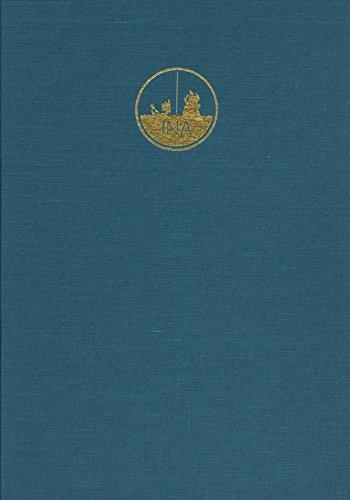 Yassi Ada: Volume I, A Seventh-Century Byzantine Shipwreck (Ed Rachal Foundation Nautical Archaeology Series)