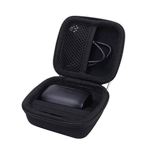 [해외] Aenllosi 수납 케이스Jabra Elite 65t Jabra Elite Active 65t 완전 wireless 이어폰 대응 (블랙)