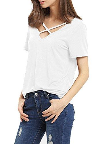 Cross Short Sleeve Shirt - 7
