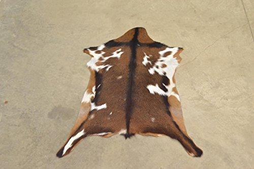 Leather hide Hair-on Medium Goatskin 20
