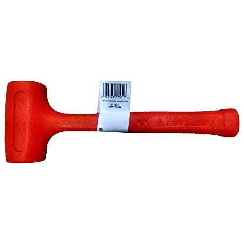 Stanley 57-531 Compo-Cast Standard Soft-Face Dead Blow Hammer – Length: 11-1/4″