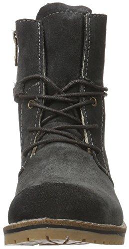 Tom Tailor 1693604, Zapatillas de Estar por Casa para Mujer Gris - Grau (tar)