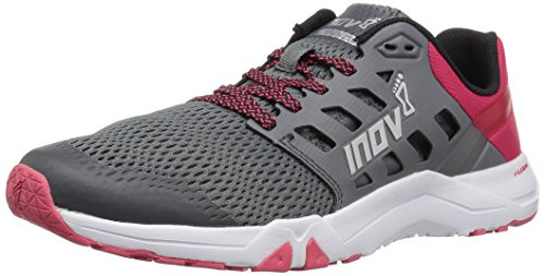 Inov-8 Mujeres All Train 215 (w) Cross Trainer Gris / Rosa