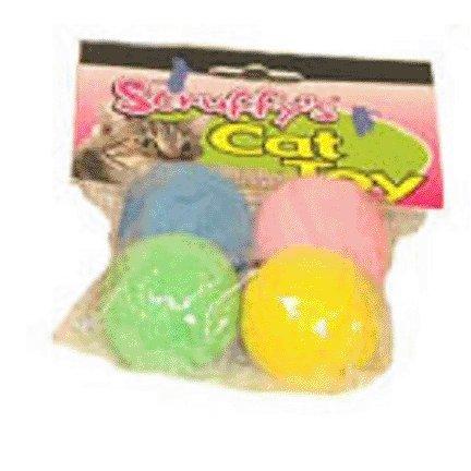 Boss Puff Balls Cat Toy, My Pet Supplies