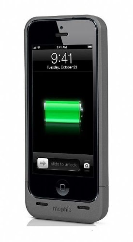 Mophie Juice Pack Helium Charging Case - iPhone 5
