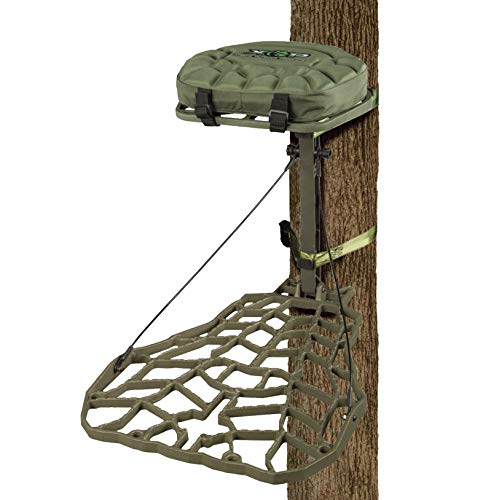 XOP-XTREME OUTDOOR PRODUCTS Vanish Xt-Small Hang-On Stand Vanish Stand, Xt Tree (Climbing Deer Stands)