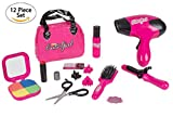 Big Mo's Toys Kids Beauty Salon Set, Stylish Girls Beauty...