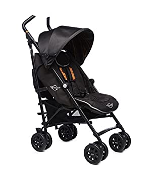 Easywalker - Silla de paseo easy walker mini buggy xl jet set naranja/gris