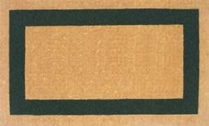 Lujo Fibra de coco en blanco non-personalized–Único Marco De Imagen (verde) 22x 36