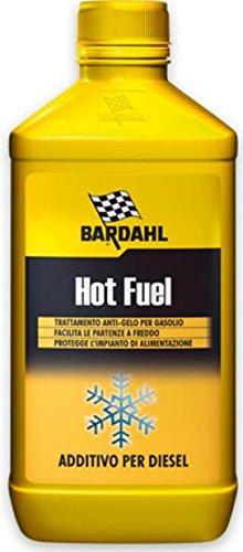 BARDAHL Hot Fuel Additivi Diesel Anticongelante Antigelo Per Gasolio 1LT Maroil srl