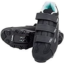 tommaso Terra 100 Womens Mountain Biking, Spin, Indoor Cycling, Road Cycling SPD Compatible