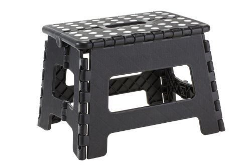 Home-it Folding Childeren Step Stool 11 In. Black by TheSun88