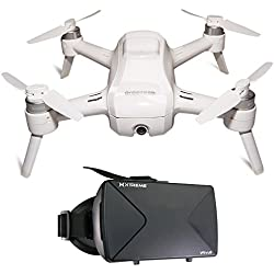 Yuneec (YUNFCAUS) Breeze Compact Drone with 4K Selfie Camera FPV Virtual Reality Experience