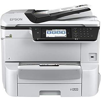 Amazon.com : Epson Workforce Pro WF-C8690 A3 Multifunction ...