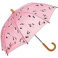 Hatley Kids Womens Majestic Unicorns Umbrella