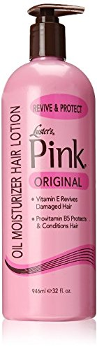 (Lusters Pink Oil Moisturizer Hair Lotion 946 ml/32 fl oz by Luster's Pink)