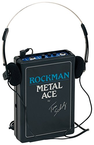 - Rockman Bass Ace Headphone Amplifier