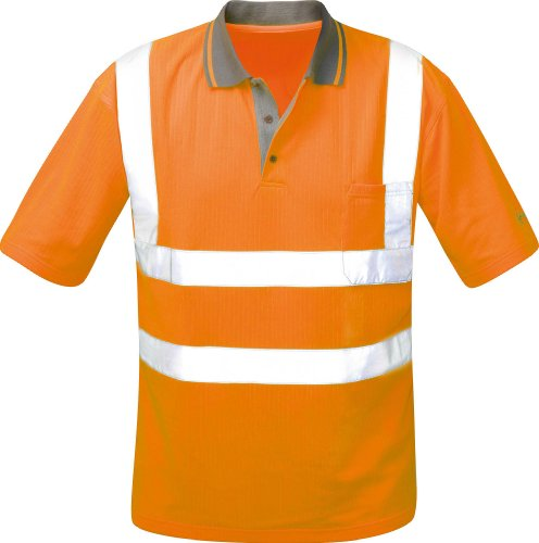 Format 4025888193022 – warnpoloshirt uwe. Gr. 3 X L. Orange