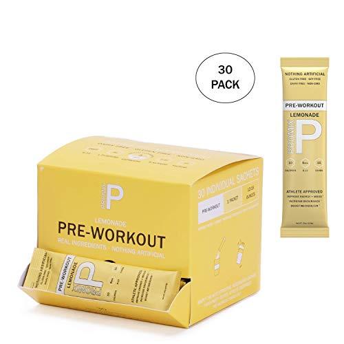 Workout Performance Tyrosine Lemonade Servings