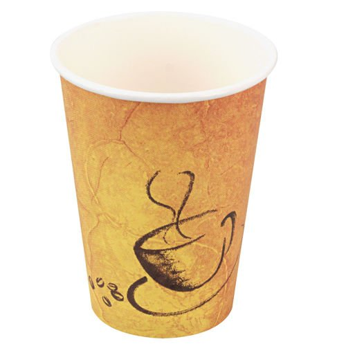 Soho Paper Hot Cup (International Paper Soho Hot Drink Cup 8oz Brown 600ct)