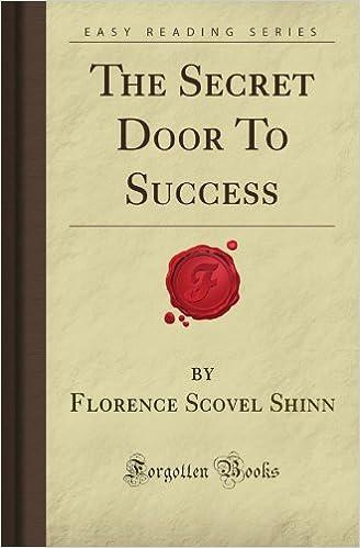 Download online The Secret Door To Success (Forgotten Books) PDF, azw (Kindle), ePub