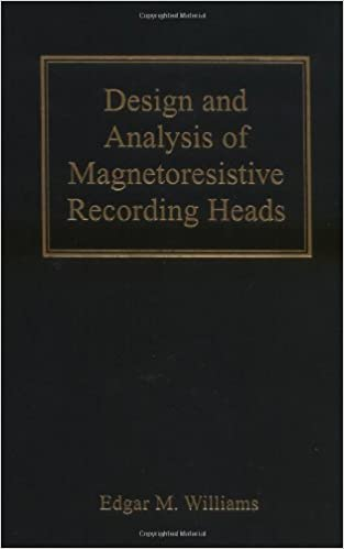design-and-analysis-of-magnetoresistive-recording-heads