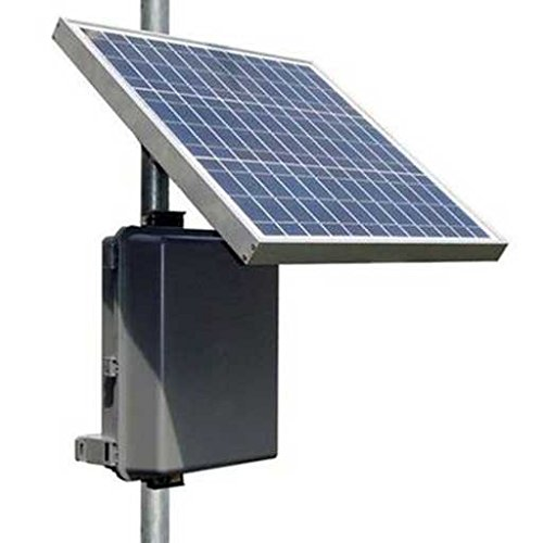 Tycon RPPL12-36-30 8W Continuous Solar Remote Power System with 12V Battery by Tycon