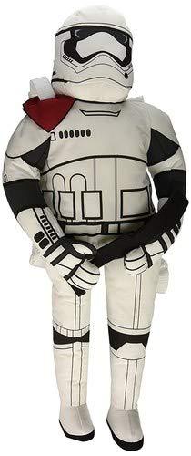 Direct CIG91444 Comic Images Lead Trooper Back Buddies Doll Plush Pro-Motion Distributing
