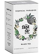 The Spice Hut Vanilla Cream Flavored Black Tea, 8 Ounce