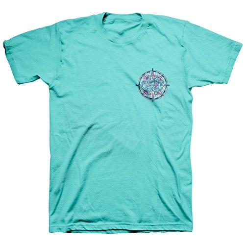 Cherished Girl Adult T-Shirt - Compass 4X Women's Christian T-Shirt ()