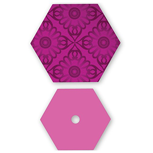 Crafter's Edge Q1061 English Paper Piecing Hexagon