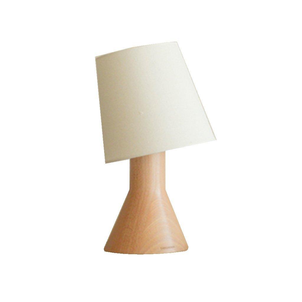 MEIDI Home Einfache Moderne chinesische hölzerne Retro Lampen-Tischlampe