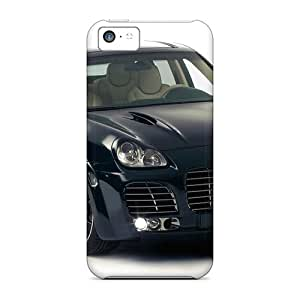 New Arrival Cover Case With Nice Design For Iphone 5c- 2007 Techart Magnum Porsche Cayenne