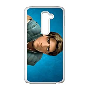 LG G2 Phone Case White Tangled Flynn Rider WF4157924