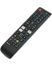 Bestol UNIVERSAL استبدال BN59-01315A ل Samsung 4K UHD تلفزيون ذكي للتحكم عن بعد BN59-01315D UN43RU710DFXZA 2019 تلفزيون ذكي