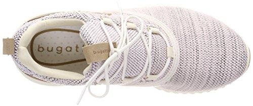 Bugatti Damen 441393635900 Sneaker Pink (Rose)